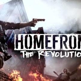 HOMEFRONT®: THE REVOLUTION recebe melhorias na atualização para XBOX ONE X