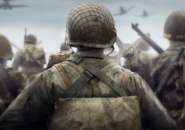 Pre Load the Call of Duty WWII Multiplayer PC Open Beta Now