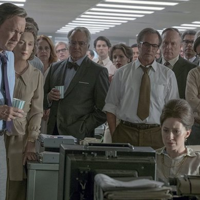 "Steven Spielverg dirige Maryl Streep e Tom Hanks em ""The Post – A Guerra Secreta"". Assista ao trailer!"
