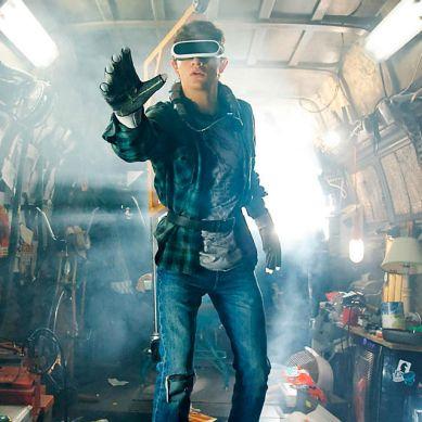 Steven Spielberg fala sobre a crianção do universo do filme JOGADOR Nº1