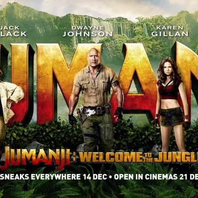 Crítica | Jumanji: Bem-Vindo à Selva