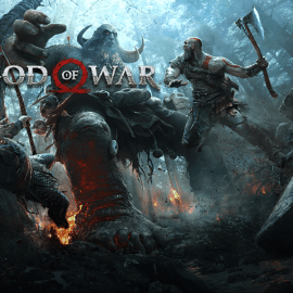 Sony anuncia data de lançamento de God of War