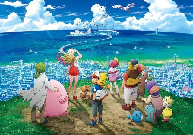 pokemon movie everybodys story poster 1