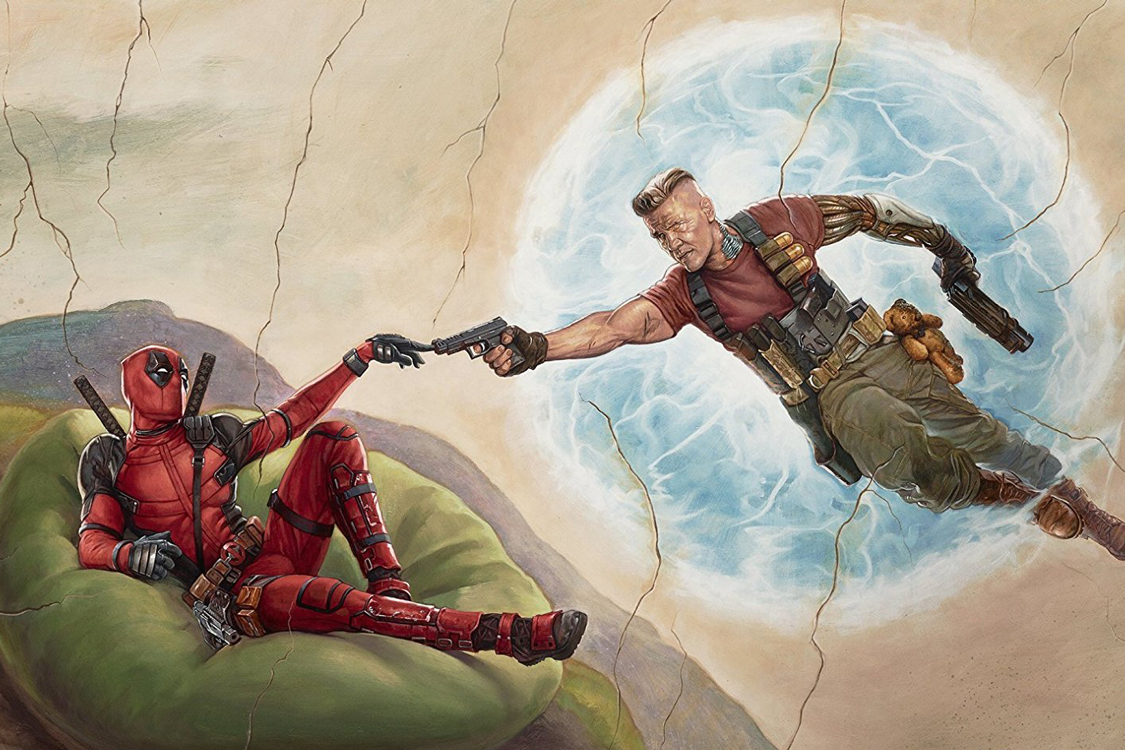 deadpool 2 cartaz