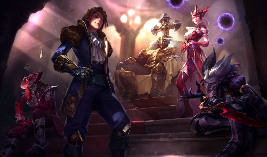 League of Legends Skins Wildcard