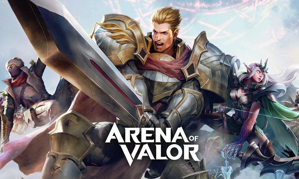 arena of valor playreplay