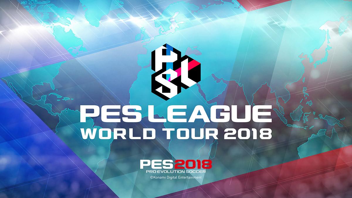 main pes league 2018 pes