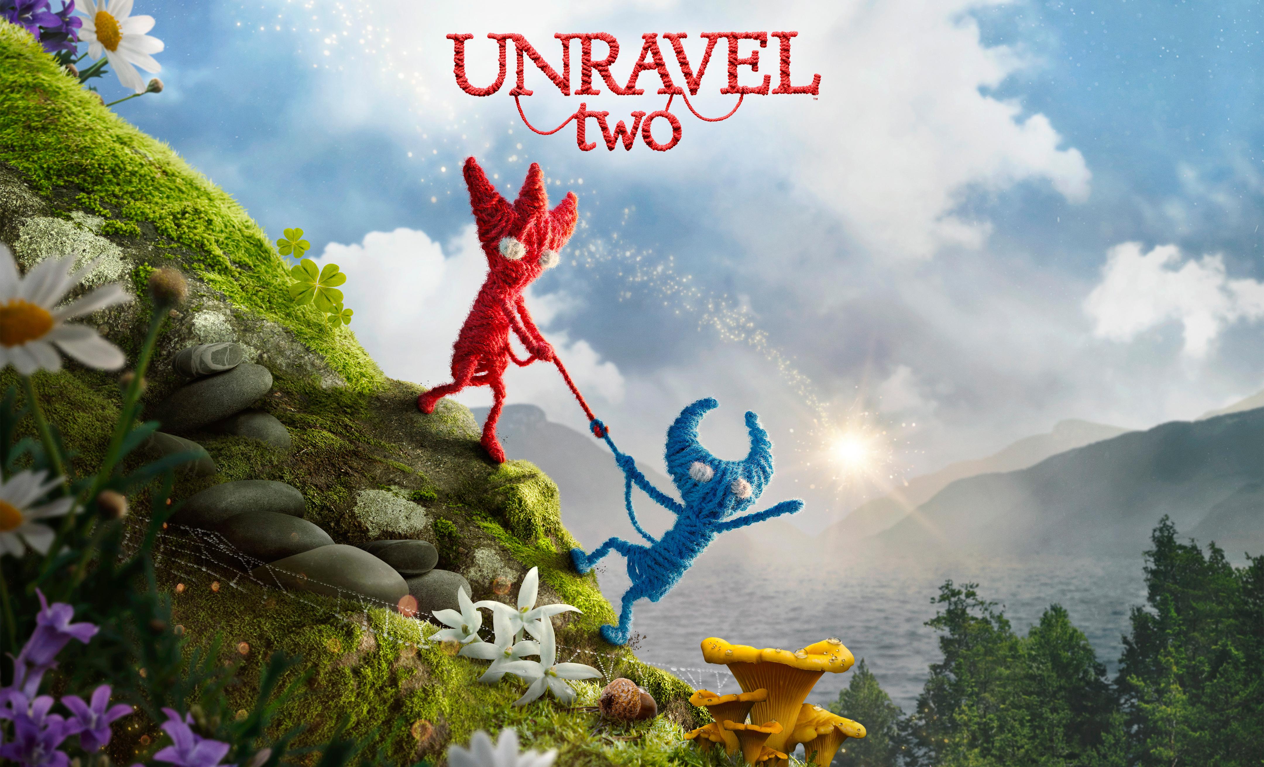 unravel 2 4320x2620 e3 2018 platform games 4k 14401