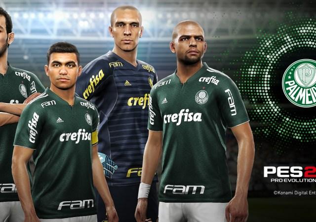 PES2019 Palmeiras Players 1