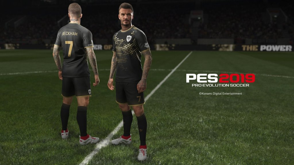 PES2019 Beckham
