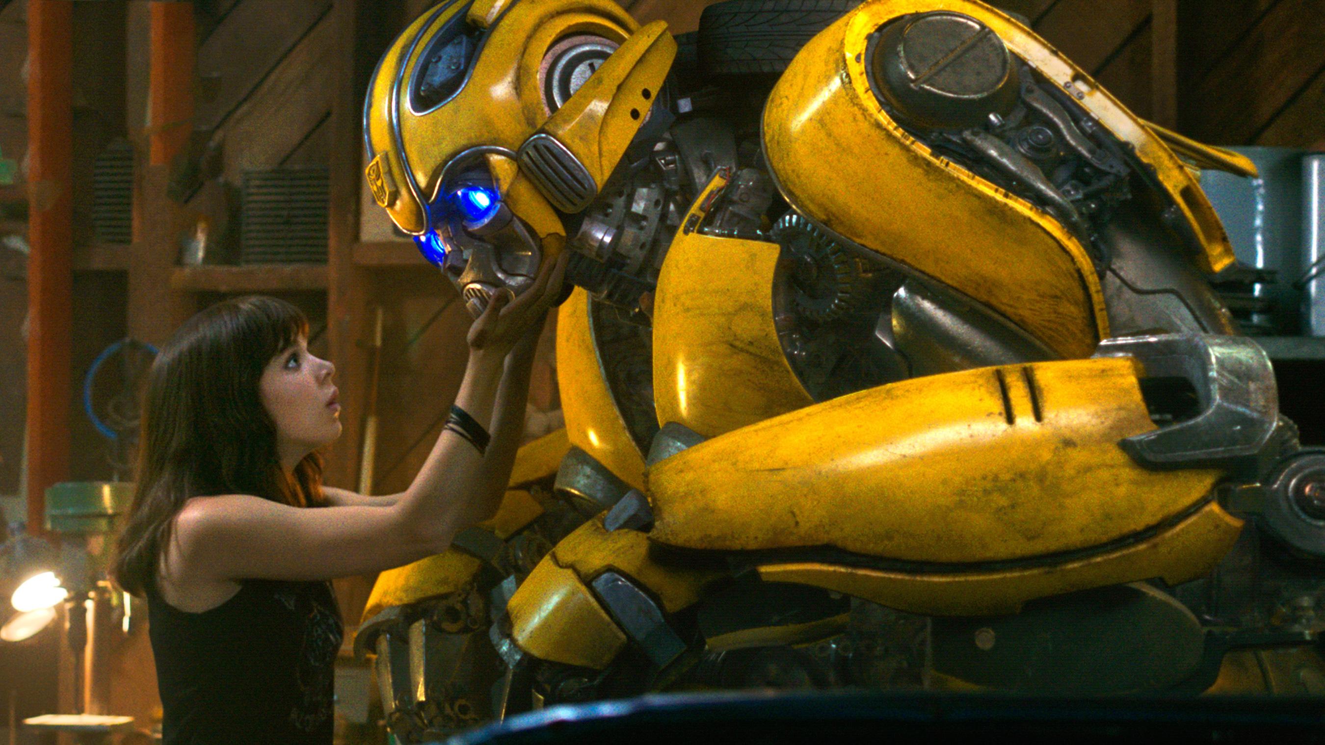 Bumblebee Movie Premiere 01