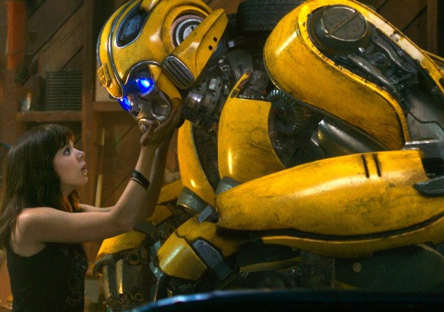 Bumblebee Movie Premiere 01