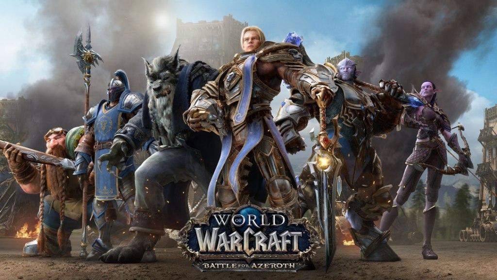 World of Warcraft Patch 81 Marés de Vingança confirmado por Ion Hozzikostas