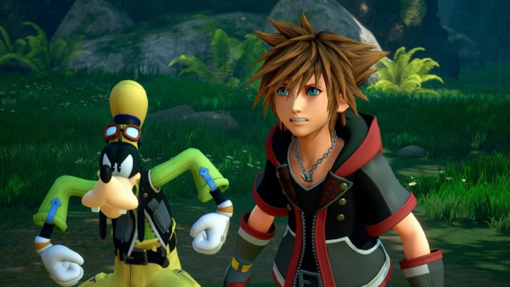 Kingdom Hearts III Mini Games