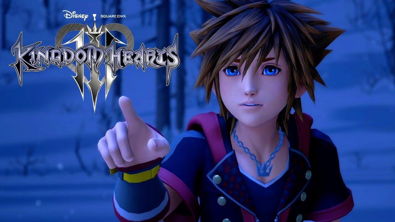 Kingdom Hearts III tem novo trailer anunciado