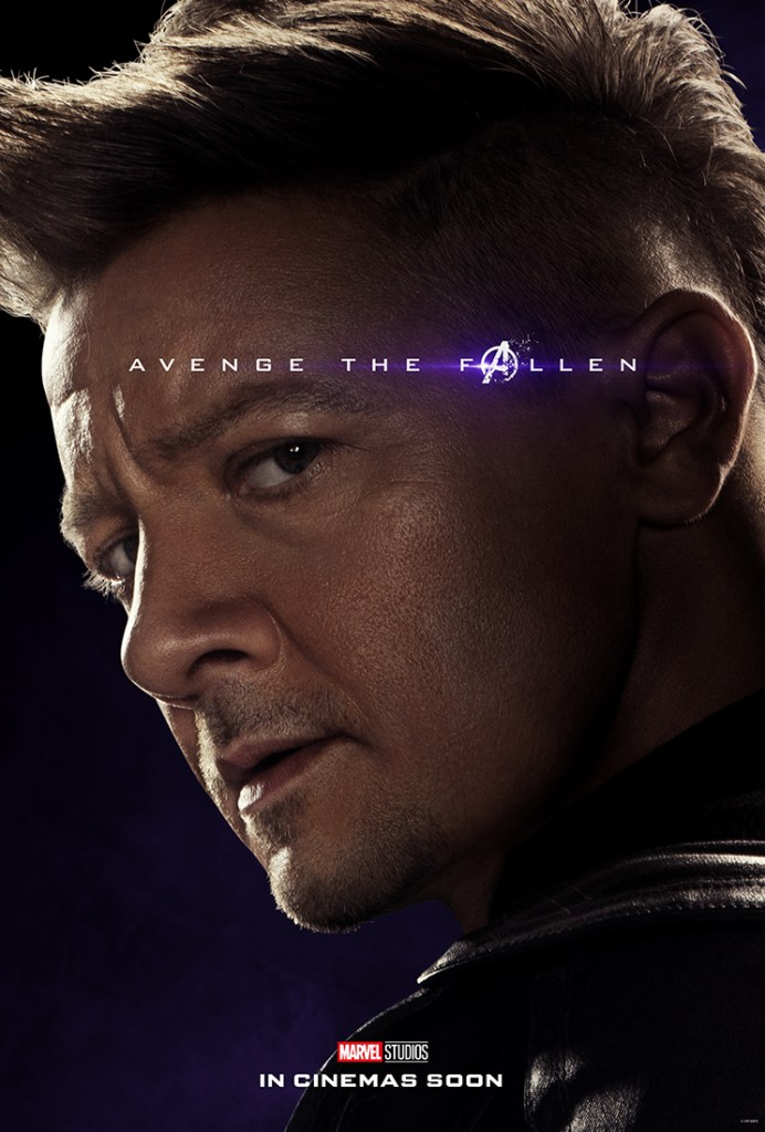 09 MLOU2 AvengeHonorSeries 1Sht Hawkeye