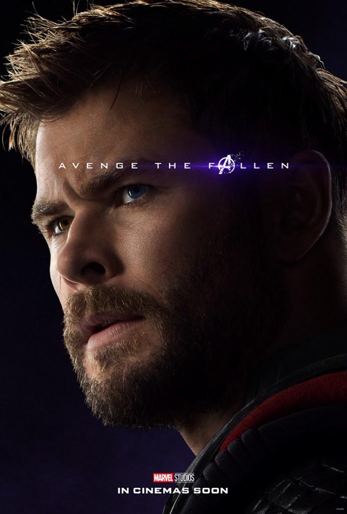 19 MLOU2 AvengeHonorSeries 1Sht Thor