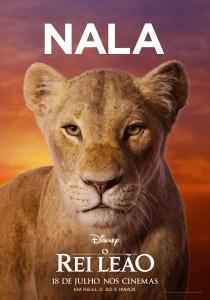 TYCOON CHAR BANNERS LIONS NAMES NALA BRAZIL