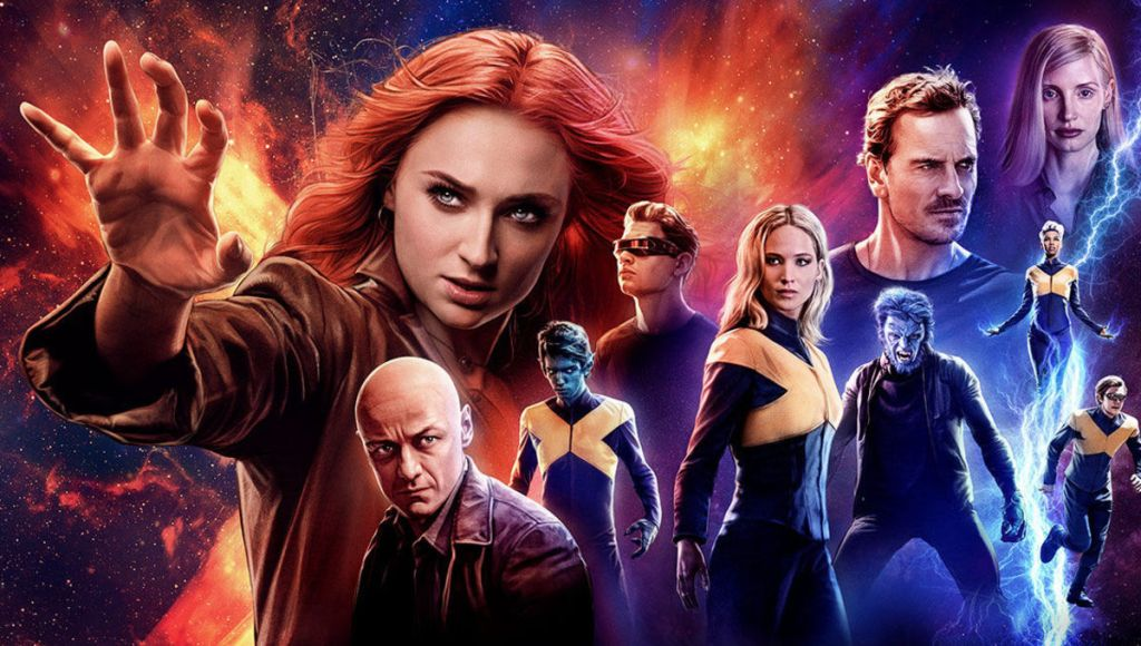 dark phoenix character cast via fox site 2019