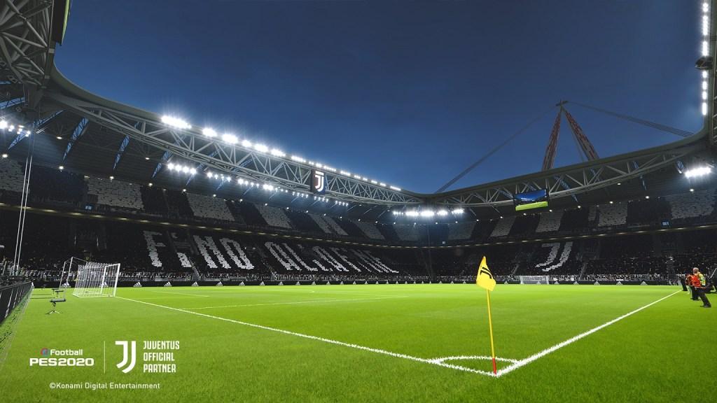 PES2020 Allianz Stadium 2