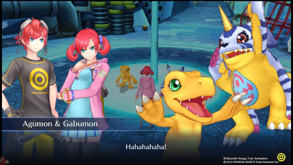 ' Digimon Story Cyber Sleuth '