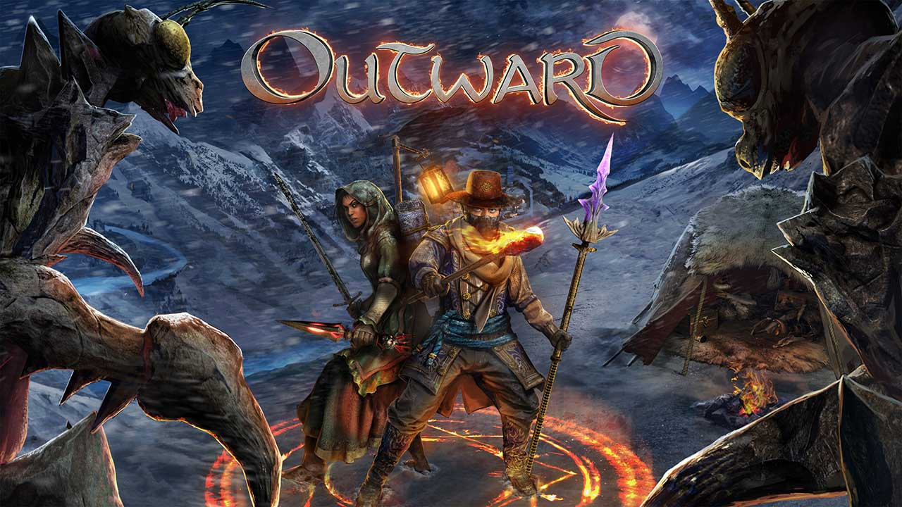 Outward Artwork