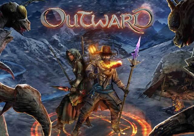 Outward Artwork