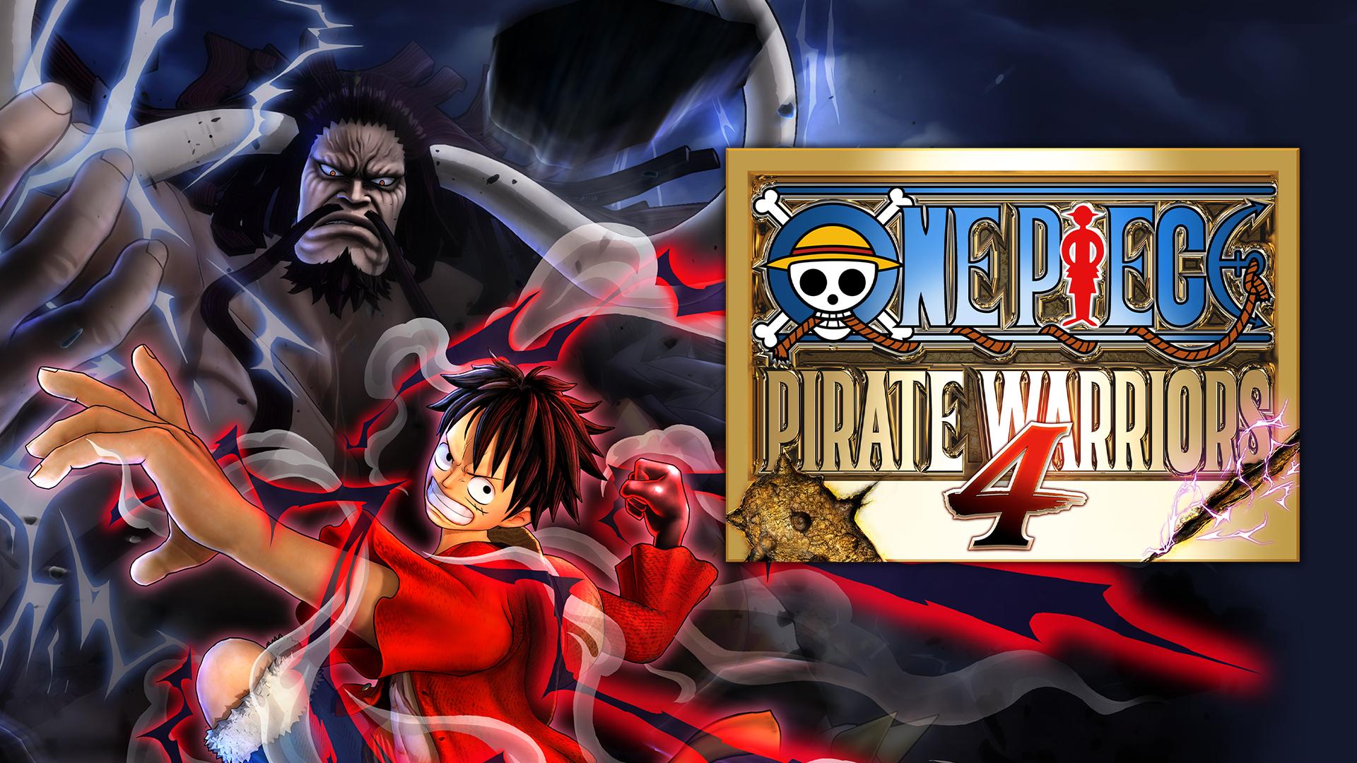 Switch OnePiece PirateWarriors4 Hero