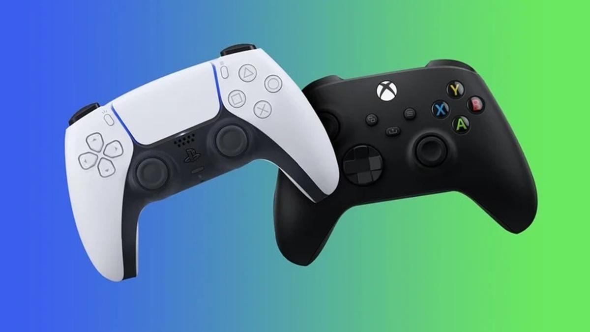 Xbox Series X PS5 1