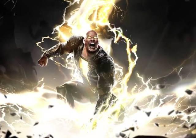 """Adão Negro, filme estrelado por Dwayne """"The Rock"""" Johnson, ganhou um teaser e imagens conceituais revelados durante o DC FanDome."""