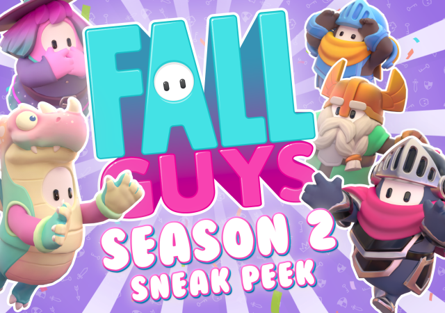Fall Guys Season 2 Sneak Peek Thumb