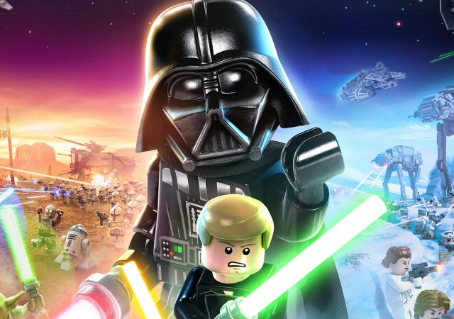 LEGO Star Wars The Skywalker Saga ganha a arte da capa 1