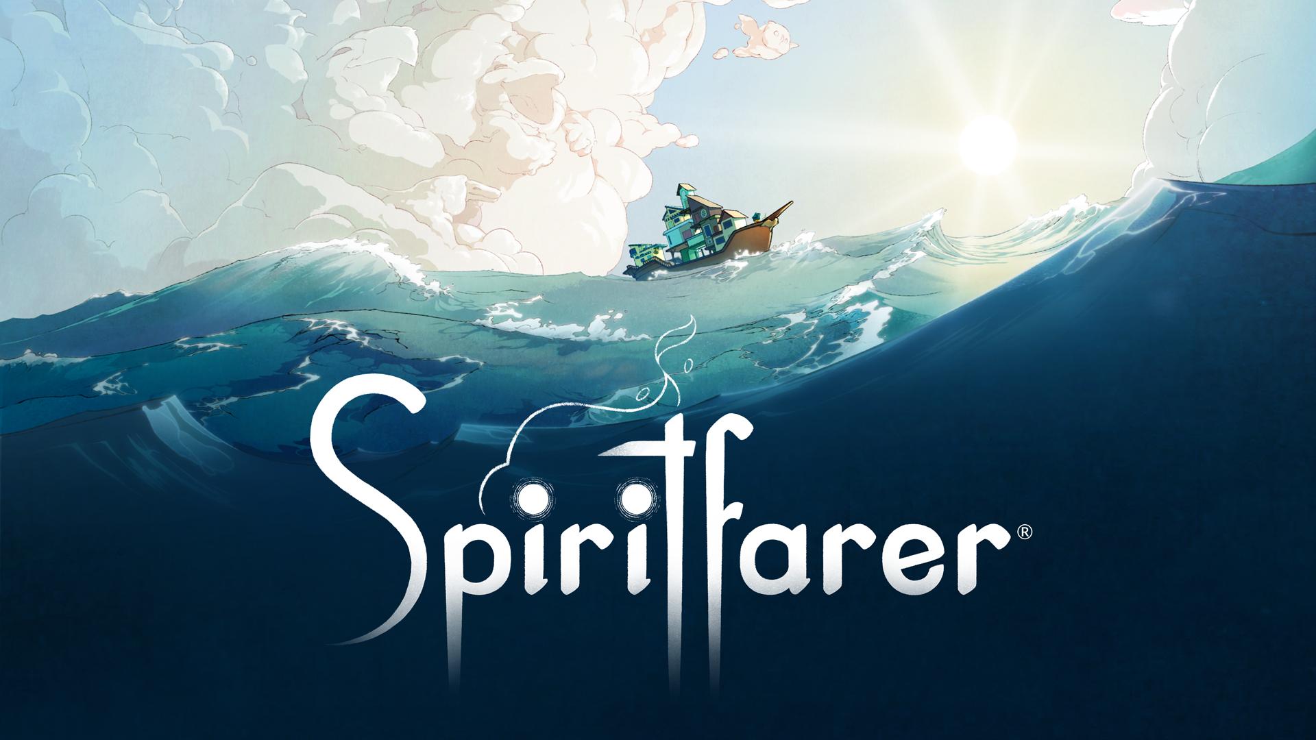 Spiritfarer Keyart