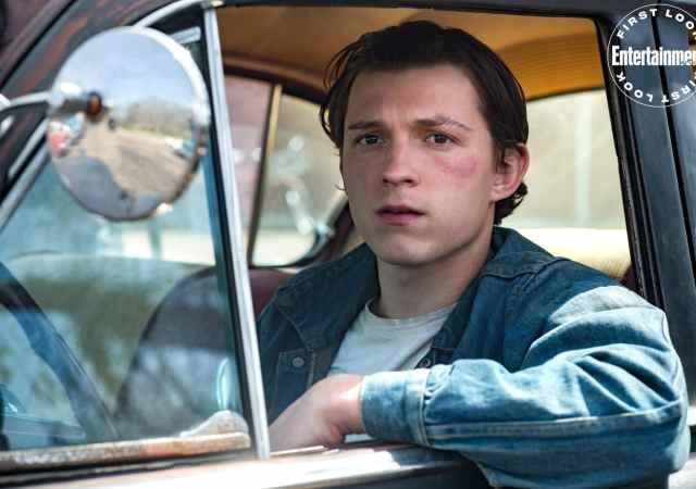 Tom Holland protagoniza The Devil All The Time, novo filme da Netflix.