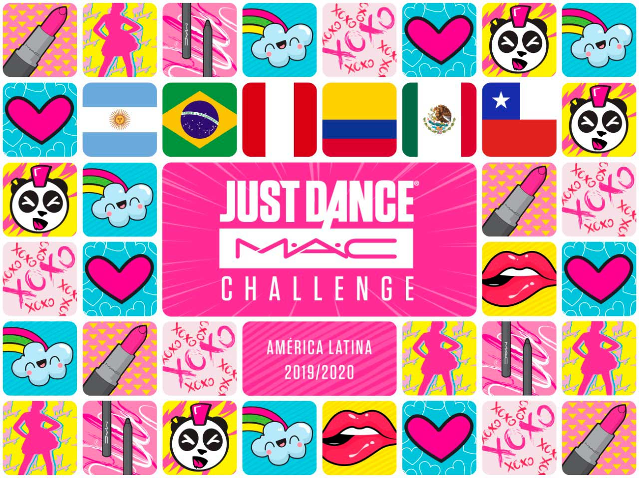 just dance mac challenge