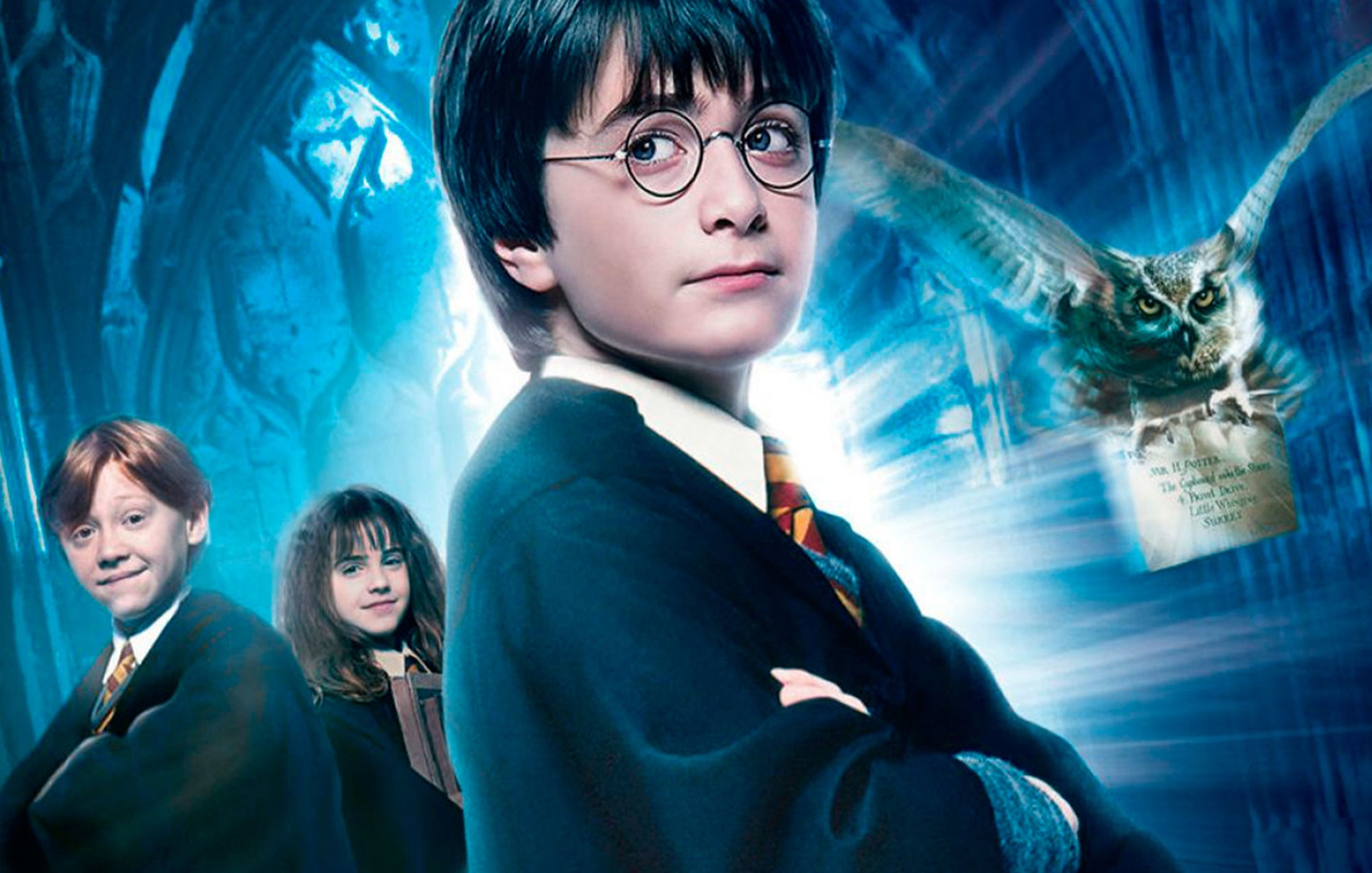 quadro poster harry potter a pedra filosofal harry potter e a pedra filosofal