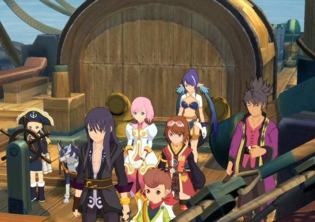 PS4 TALES OF VESPERIA DEFINITIVE EDITION3