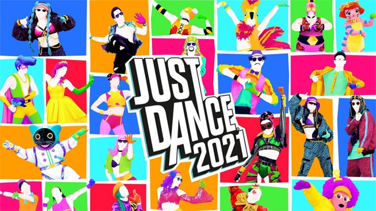 just dance 2021 switch ps4 xbox one