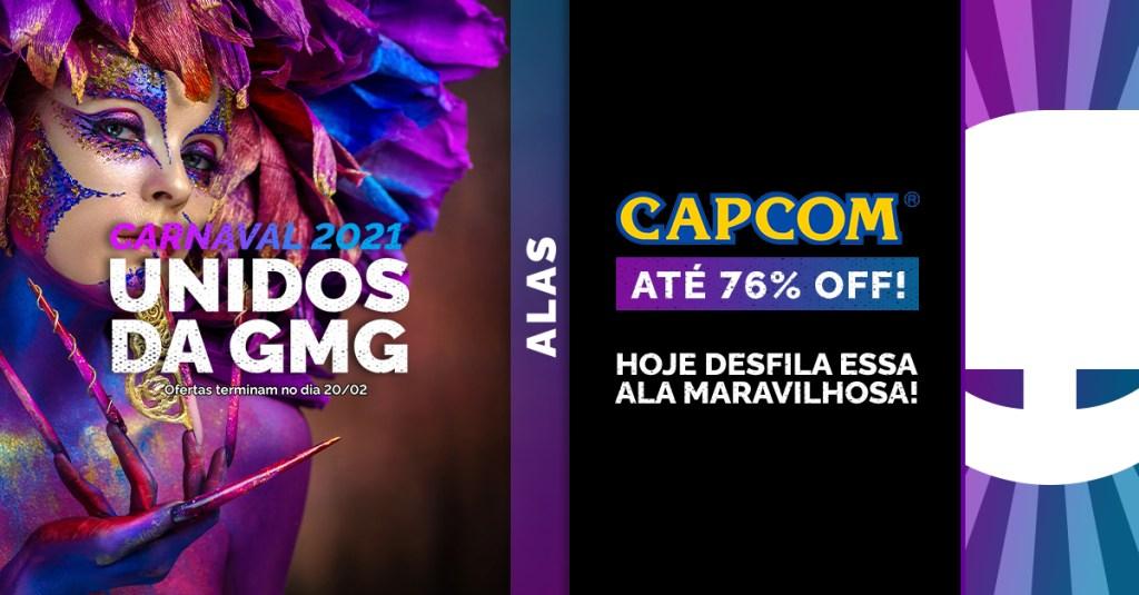 Capcom Publisher facebook twitter
