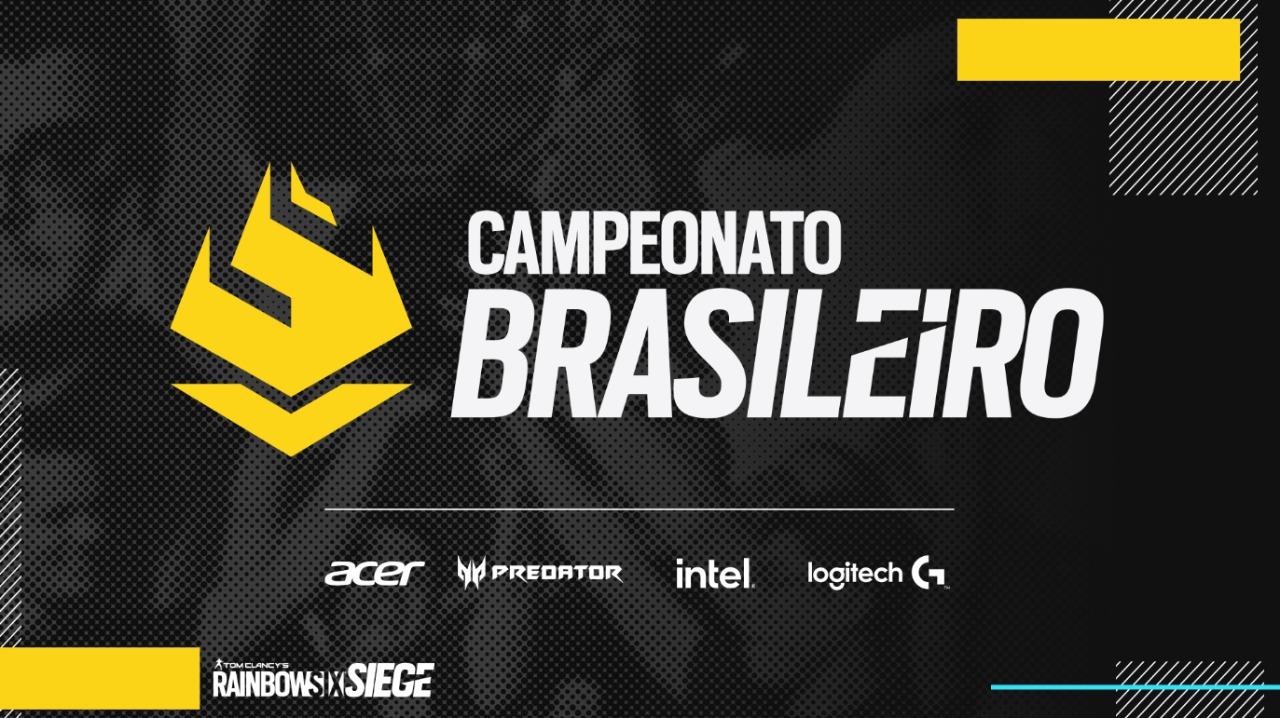 BR6 2021 o campeonato brasileiro de Rainbow Six Siege