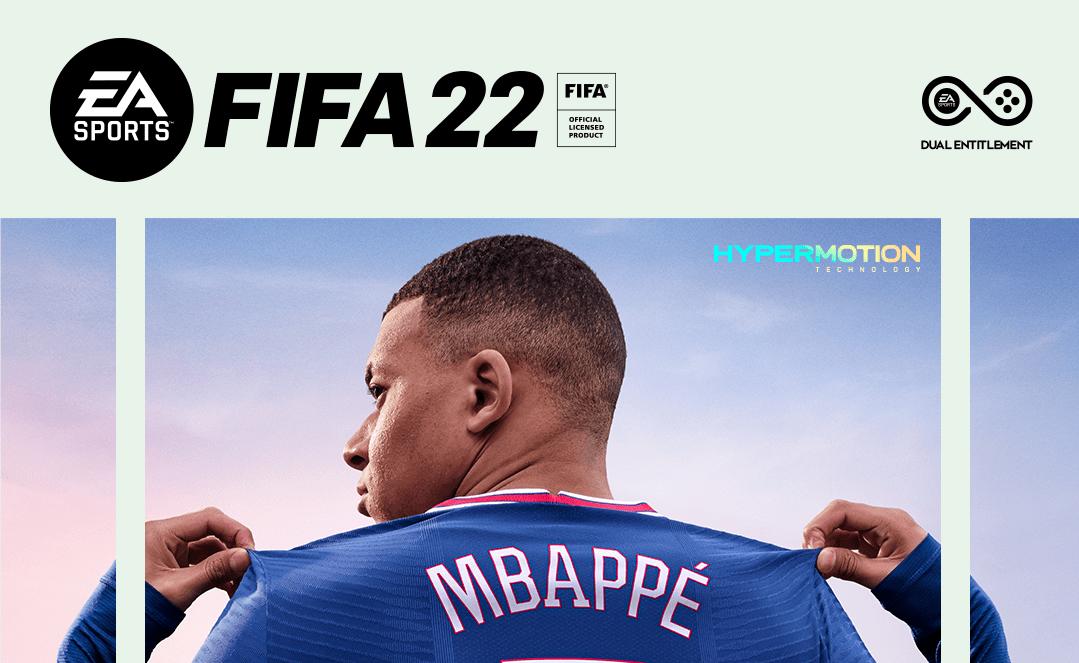 FIFA 22 CAPA CORTE