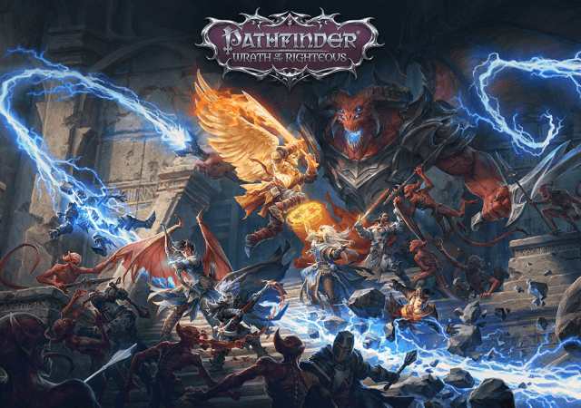 Pathfinder Wrath of the Righteous 1