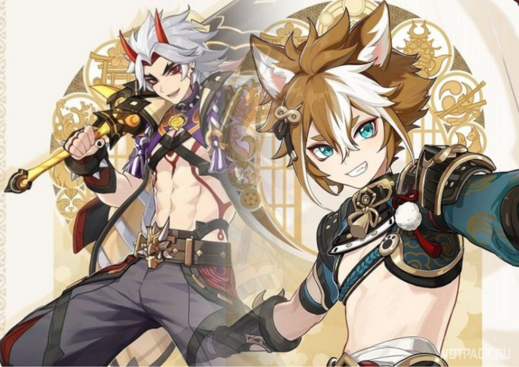 MiHoYo Announced Two New Characters In Genshin Impact In Patch 1024x724 1