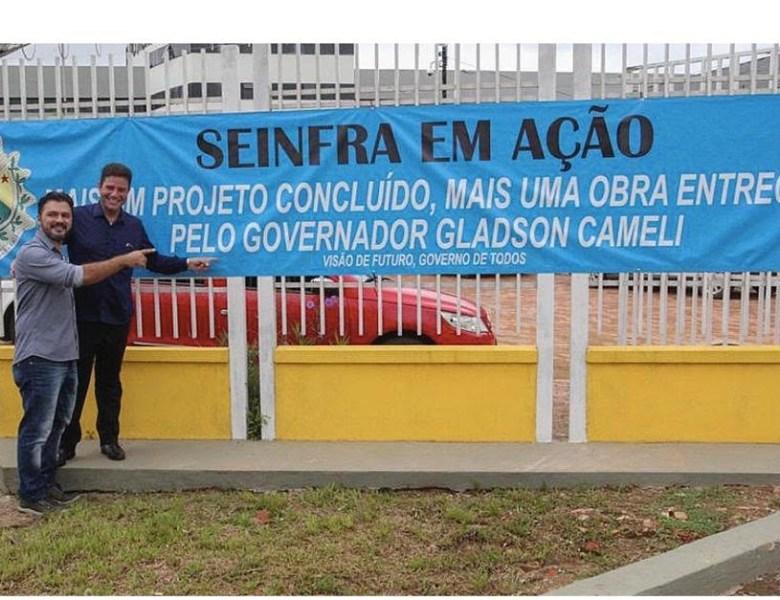 Ao anunciar cronograma, Thiago Caetano confirma a fama de engenheiro de obras prontas