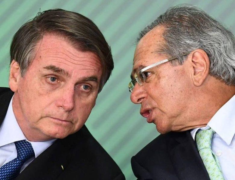 Bolsonaro derrete até na pesquisa do mercado financeiro
