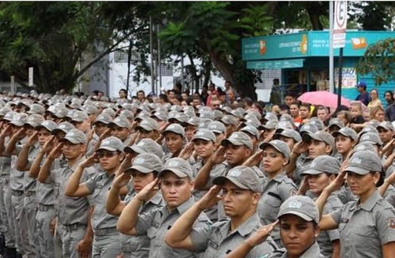 Policial Militar e Bombeiro que estão na reserva remunerada terão direito a banco de horas, caso sejam convocados para trabalhar na rua.