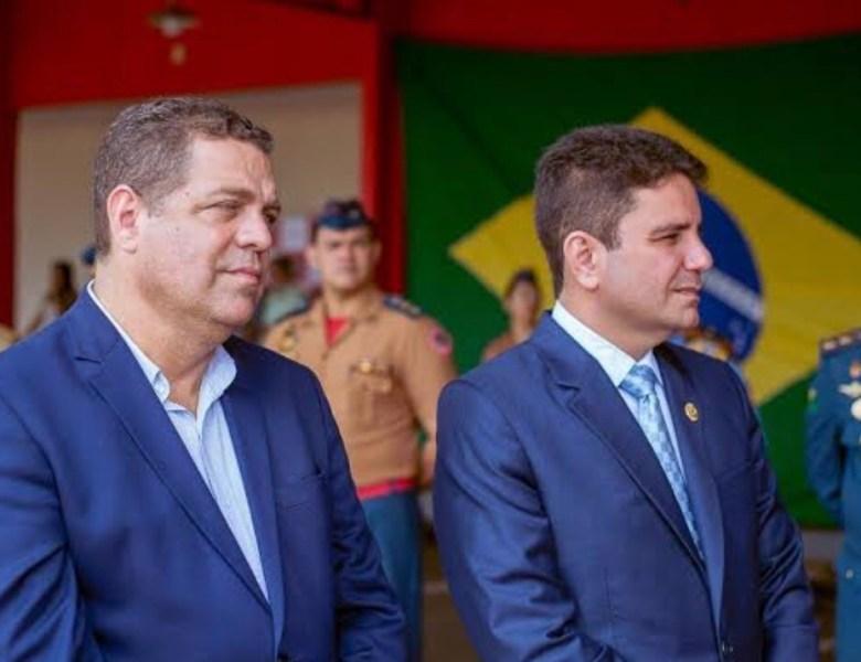 Encarregado de cuidar da Segurança Pública, Wherles Rocha está calado diante da violência; Gladson Cameli mostra falta de liderança