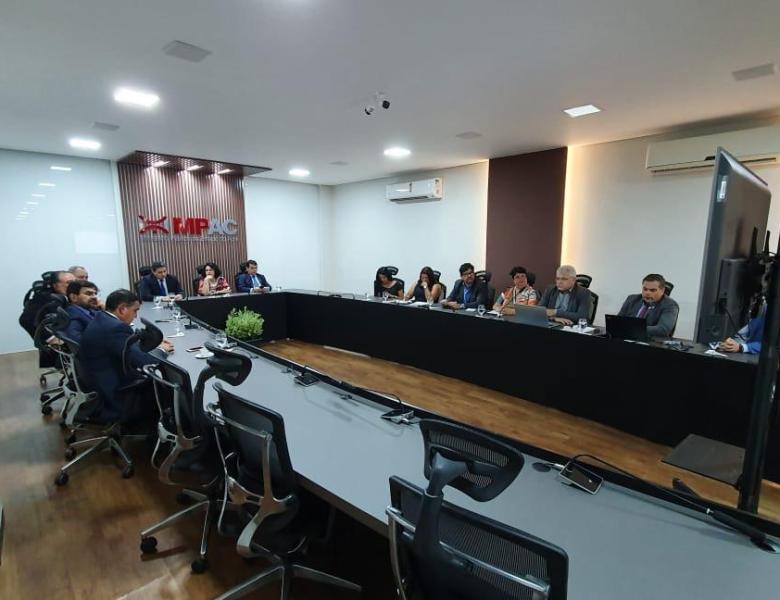 CNMP reconhece boas práticas de gestão do MP acreano