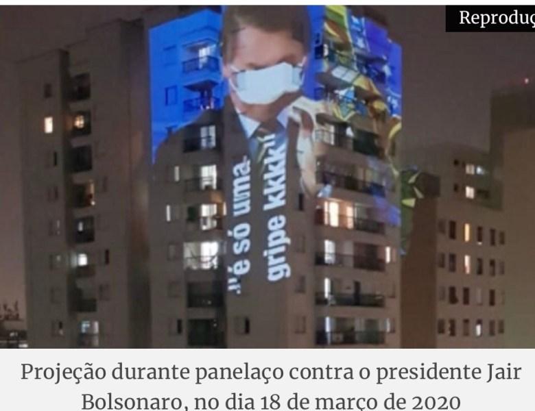Partidos organizam primeira manifestação virtual pelo impeachment de Bolsonaro