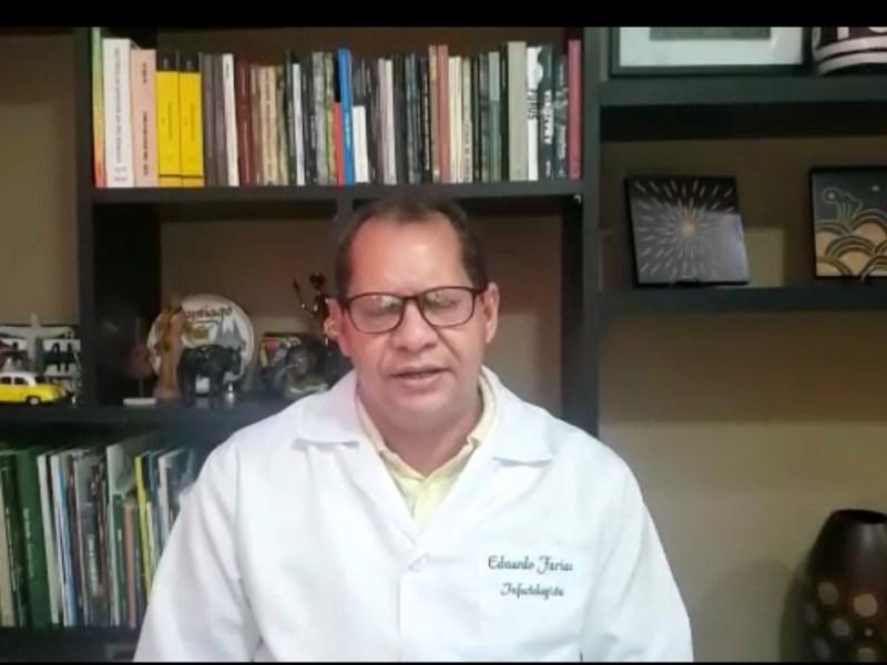 VIDEO: Médico infectologista, vereador Eduardo Farias fala sobre o uso da cloroquina
